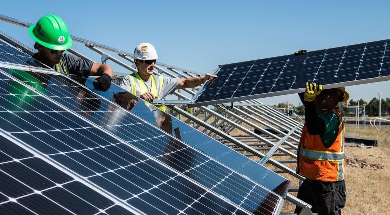 Formation professionnelle - poseur photovoltaïque